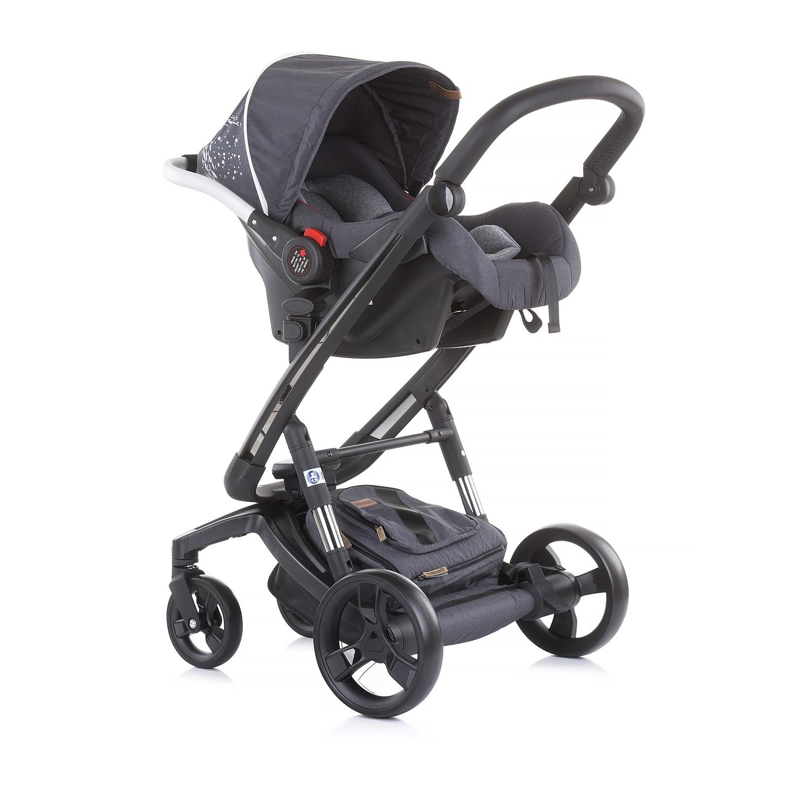 Baby stroller Electra 3 in 1   Chipolino